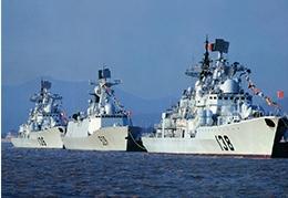 广州海军战舰队