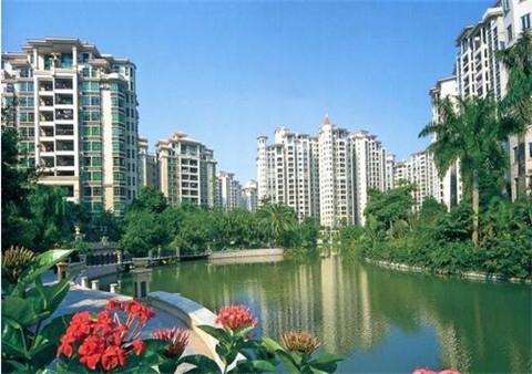 中山锦绣阳光花园