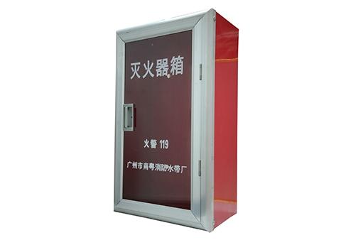 上海壁挂式灭火器箱